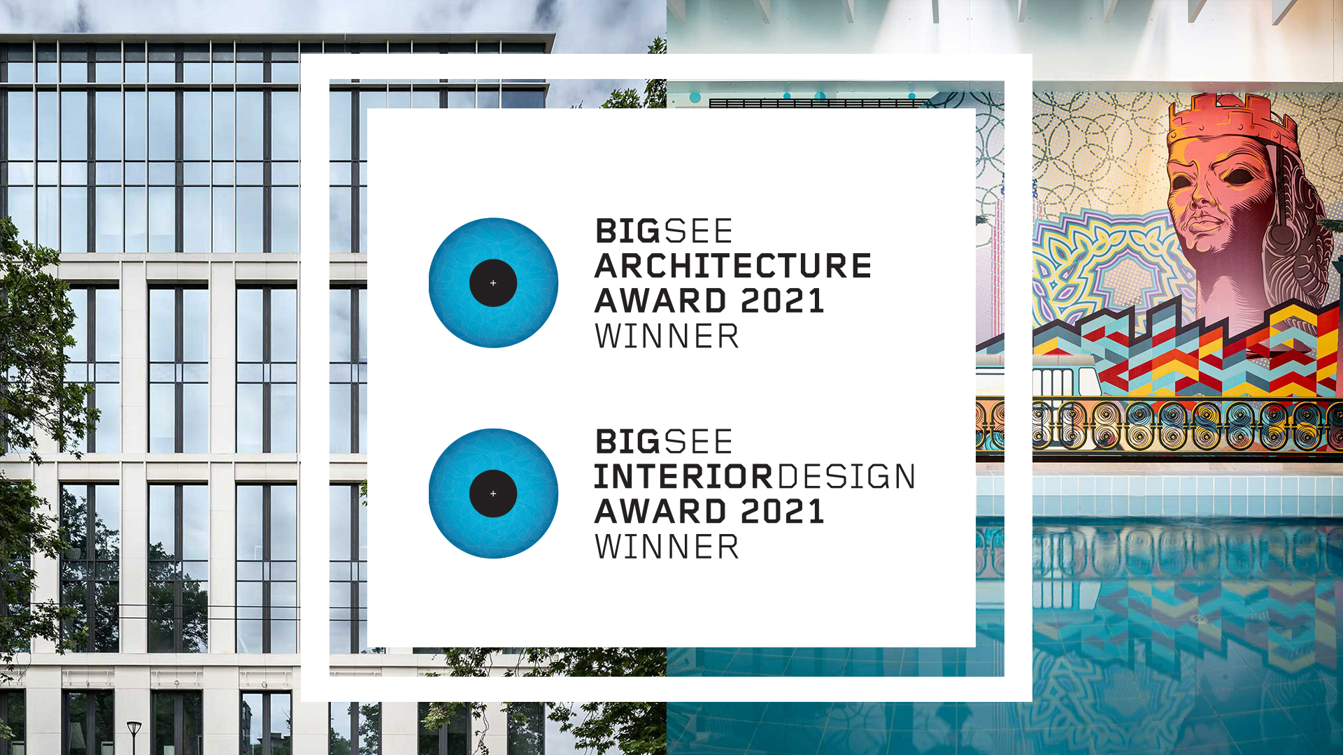 Two awards for SGI from the international BIG SEE Аwards